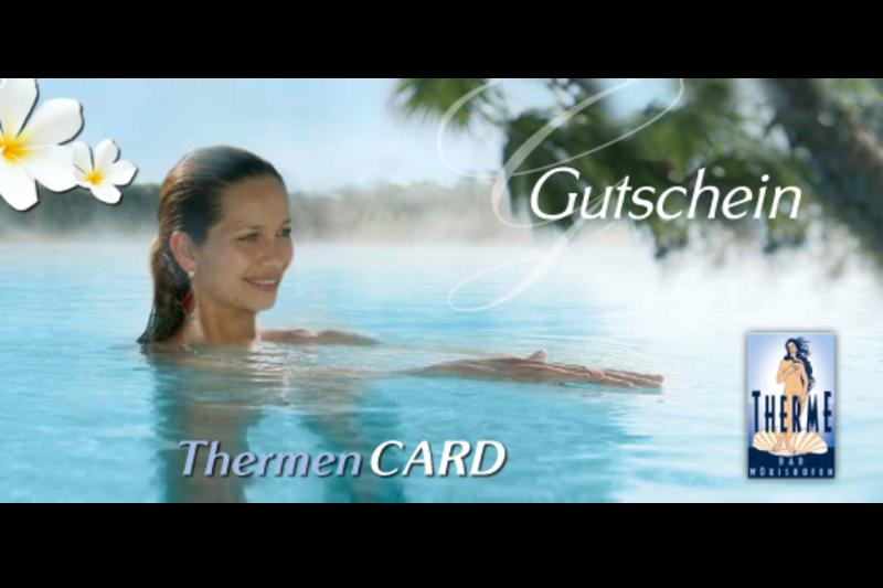 ThermenCARD 100 -Gutschein