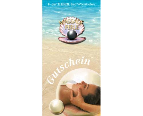5 Perlen Gutschein für 75 Minuten Massage