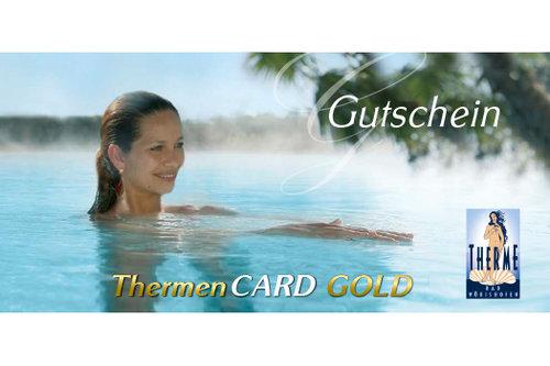 Gutschein ThermenCARD Gold